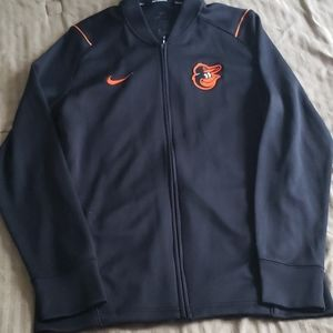Nike drive fit Orioles jacket